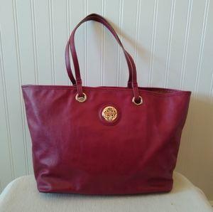 Kate landry large tote bag
